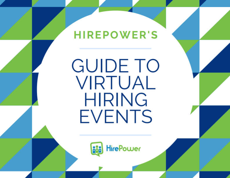 HirePower's guide to virtual hiring events